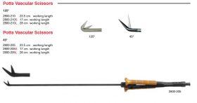 2800-205 HL DIETHRICH POTTS SCS 45D MICRO BLD SQZ HDL 13 3/4″ (23.5cm), $1250.00