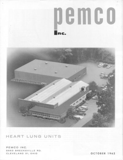 One of the very first Pemco Products Catalogs from 1962. Click on the picture to view the PDF version of the entire catalog.