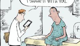 Diagnosis Facebook Likes